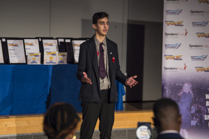 Haverstock school hosts jack petchey speak out challenge 8