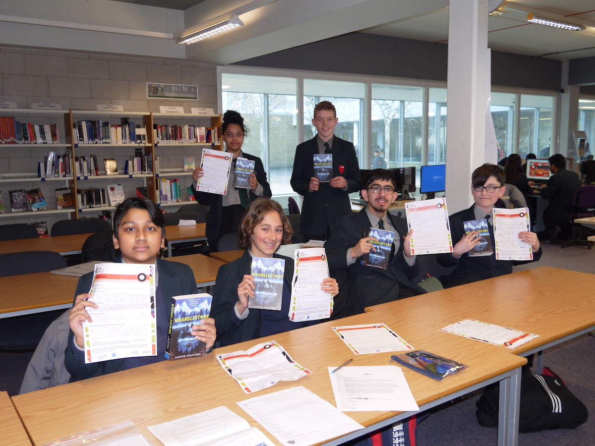 Haverstock school book club