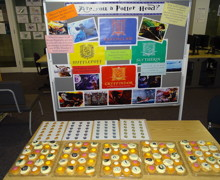 Haverstock school camden celebrates world book day cakes and quizzes