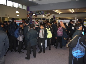 Haverstock school camden celebrates world book day students take part in library quizzes