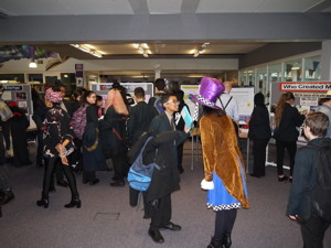 Haverstock school camden celebrates world book day as students enjoy fun and games in the library