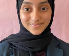 Haverstock sixth form student aneesa beats 20000 contestants to reach grand final of jack petchey speak out 2020
