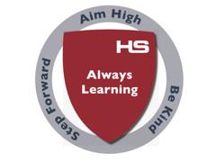 Haverstock Motto Logo