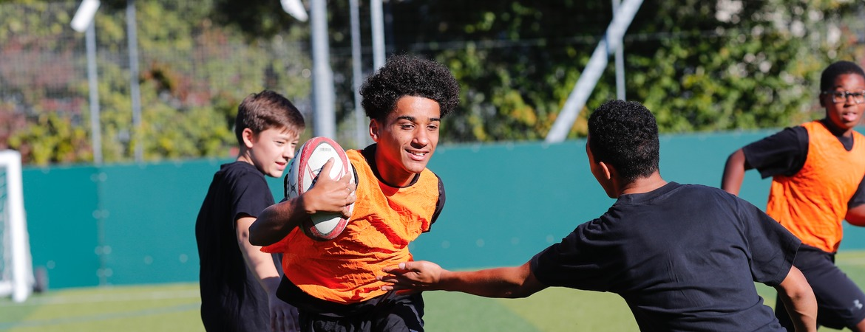 Rugby Header